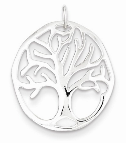 Tree of Life Charm Pendant Molly's JEwelry design and repair
