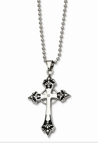 cross pendant molly's jewelry design and repair